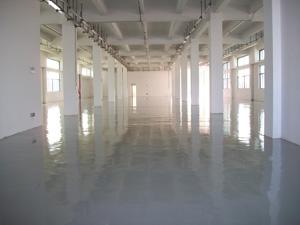 耐强酸碱乙烯基脂地坪